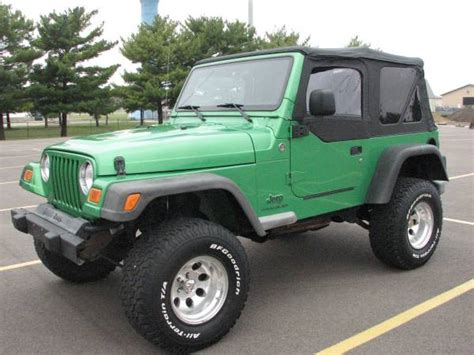 jeep wrangler  sale  peoria illinois