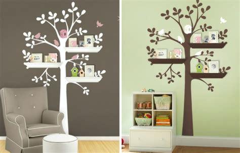 stickers arbre pour chambre bebe stickers pour la chambre de b 233 b 233 arbre
