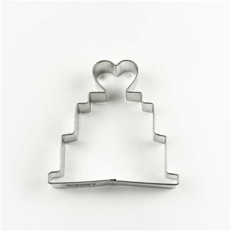 Wedding Cake Cutter by Wedding Cake Cookie Cutter
