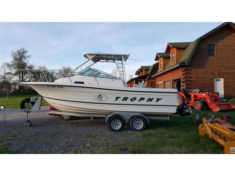 trophy boats for sale ny trophy new and used boats for sale in new york