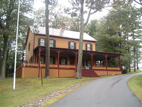 Grant Cottage Property Being Transferred To State Parks New York Cottages