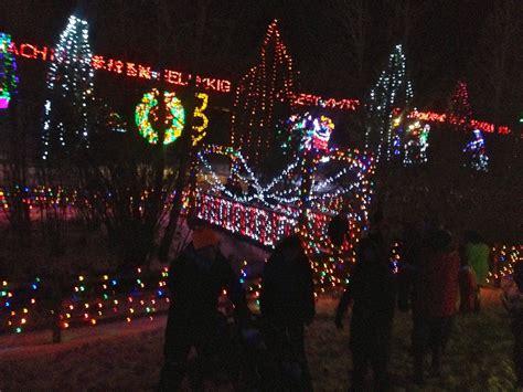 confederation park calgary christmas lights
