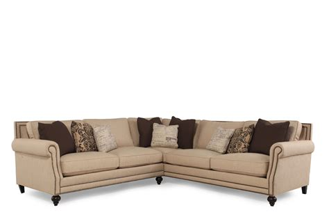 Bernhardt Brae Sofa Leather Hereo Sofa