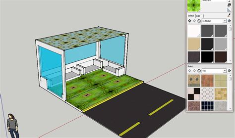 sketchup layout guidelines collaborate sketchup slot shelters