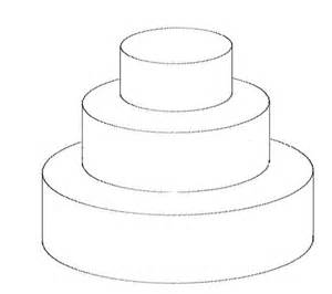 kuchen vorlage best photos of wedding cake drawing template 5 tier cake