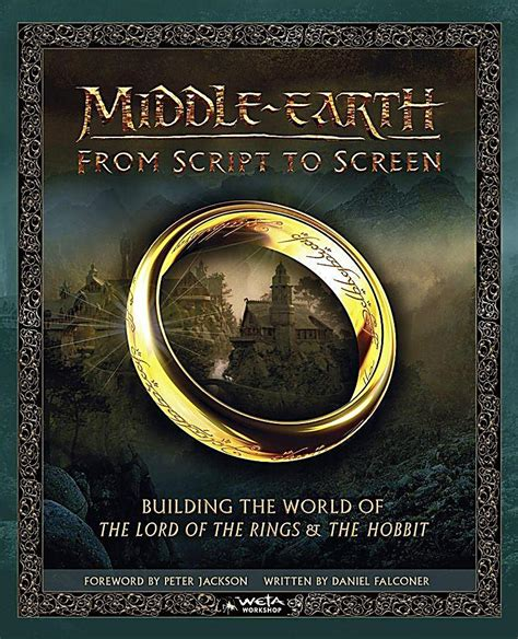 middle earth from script to screen building the world of the lord of the rings and the hobbit books middle earth from script to screen buch portofrei
