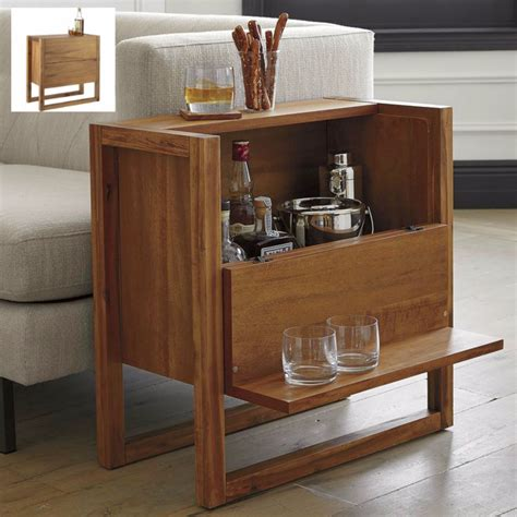 Mini Bar Table Trendy Storage Coffee And Side Tables Coffee Side Tables