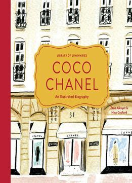 coco chanel biography book download library of luminaries coco chanel an illustrated