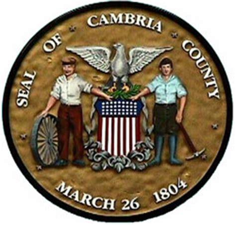 Cambria County Marriage Records Prison Cambria County Pa