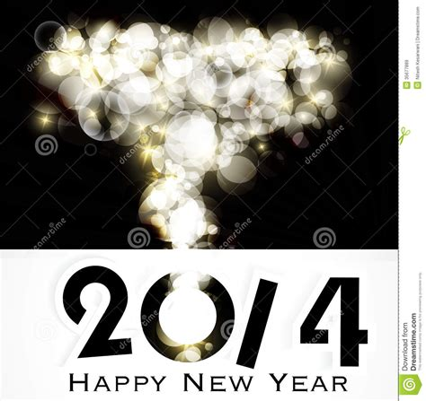 creative happy new year 2014 creative happy new year 2014 celebration backgroun royalty