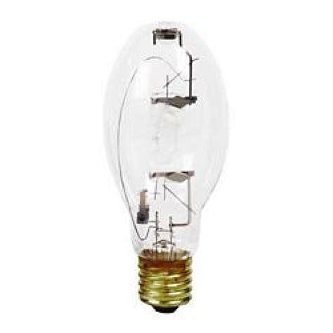 m57 e light bulb mh175 u 175 watt clear m57 e mogul base ed28 metal halide