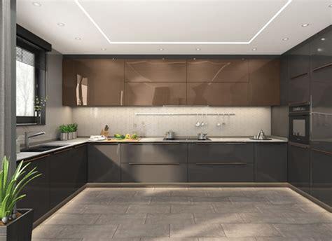 Kitchen Flooring Design Ideas Agt High Gloss Panel