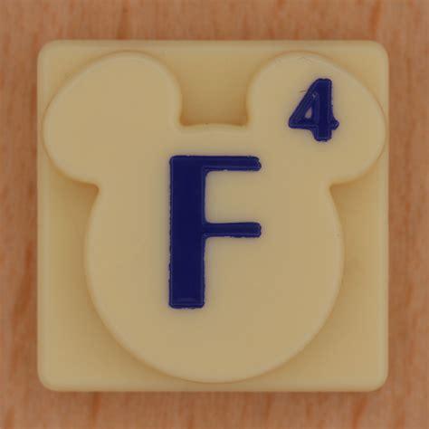 scrabble letter f disney scrabble letter f flickr photo