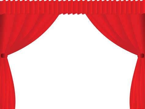 Theater Curtain Powerpoint Template Integralbook Com Theatre Template
