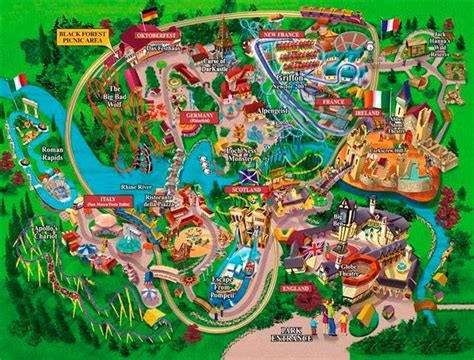 busch gardens map world visit busch gardens williamsburg