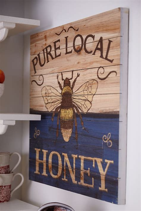 Honey Bee Decorations For Your Home 181 Best Bees Images On Honey Bees Bees Knees And Bumble Bees