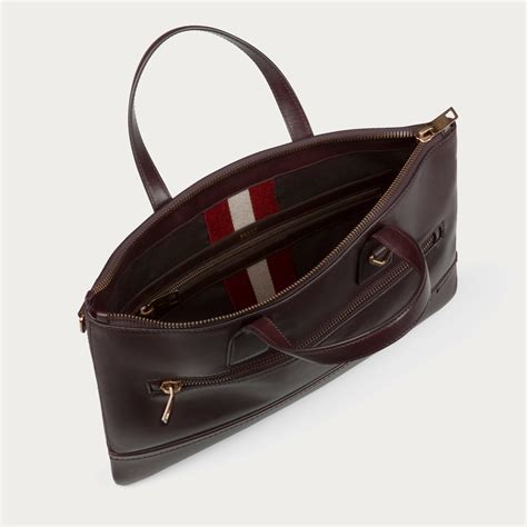 Tas Punggung Rabbit Color Backpack Rbaf67 bally tas s leather business bag in chocolate in brown for lyst