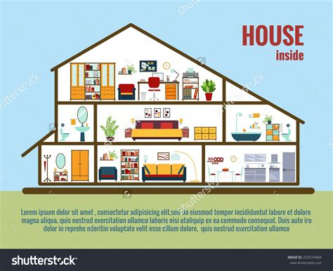 house cross section house cross section clipart www imgkid the image
