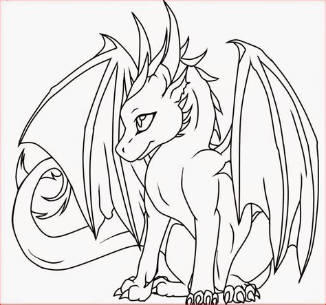 coloring page of dragon coloring pages female dragon coloring pages free and