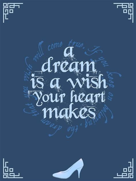 a dream is a wish your heart makes tattoo cinderella a is a wish your makes project
