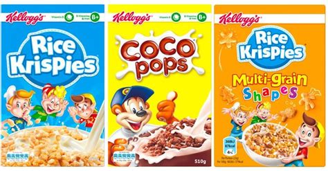 How To Get In To Kellogs 1 Year Mba by Kellogg S To Reduce Sugar In Three Popular Cereals