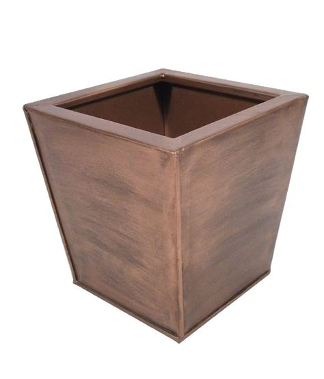 where to buy large planters golmaalshop large iron square planter buy golmaalshop