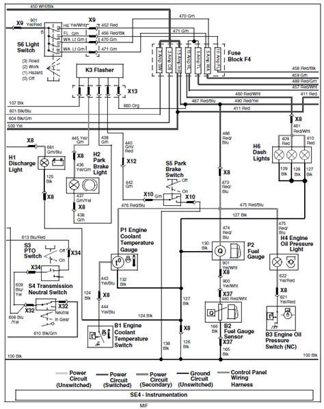 deere 210 wiring harness deere 210 wiring