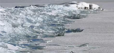 la marea de hielo la marea de hielo de este lago es un espect 225 culo