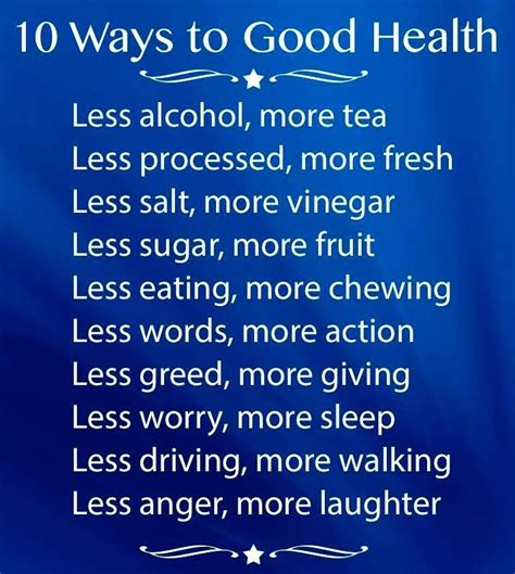 good health quotes and sayings   clipartsgram