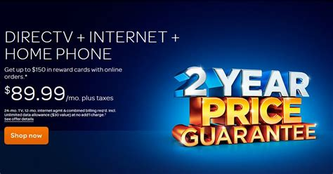 great savings with bundle at t directv wireless