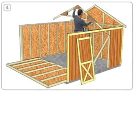 12x16 Wood Shed Kits by Best Barns Millcreek 12x16 Wood Shed Barn Kit