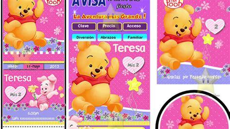 imagenes de winnie pooh en bebe kit imprimible winnie pooh bebe decoraciones cajitas e