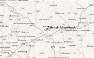 Ramstein Germany Map ramstein miesenbach map images