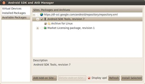 tutorial ubuntu sdk tutorial android sdk en ubuntu