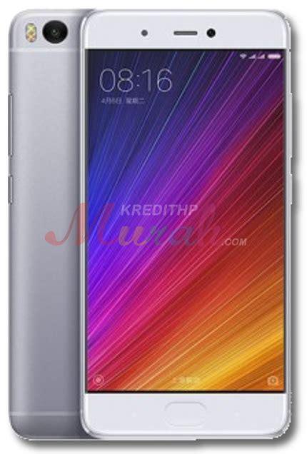 Hp Xiaomi Saat Ini kredit xiaomi mi5s 4gb 32gb murah kredit hp murah tanpa