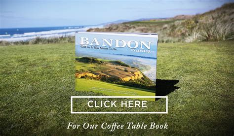Golf Coffee Table Book Gift Guide 2014 Bandon Dunes Golf