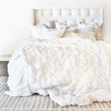 shabby chic white comforter shabby chic white bedding