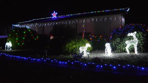 naracoorte christmas lights 2016 map naracoorte herald