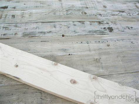 Diy Headboard 5473 by Thrifty And Chic Diy Projects And Home Decor Pine Before