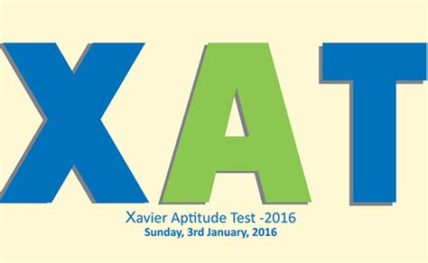Xavier Mba Registrar by Xat 2016 Date 3rd January Registration Date