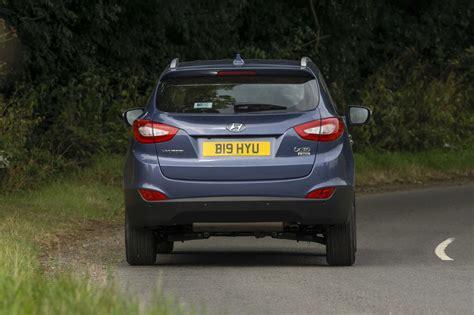 hyundai ix35 reviews uk hyundai ix35 crossover review car