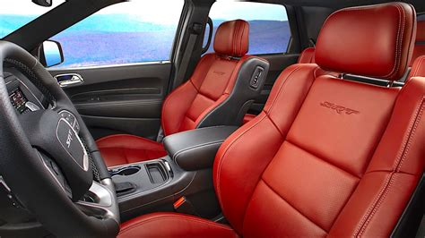 jeep durango interior dodge durango srt interior deluxe 2018 70 000 price