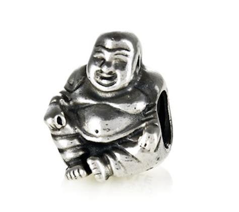 PANDORA Silver Buddha Charm 790478   John Greed Jewellery