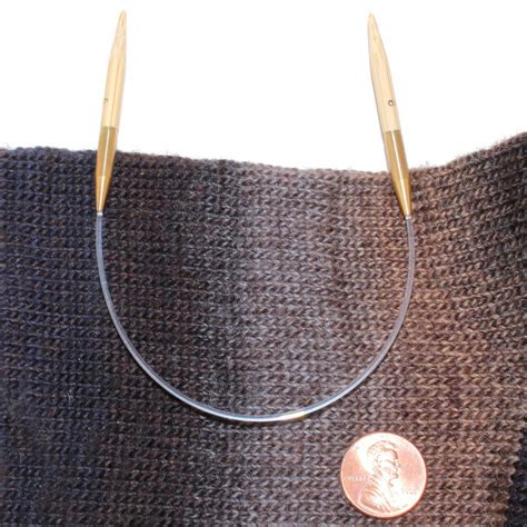 knitting circular needles 9 quot circular bamboo knitting needles size 6 knitting
