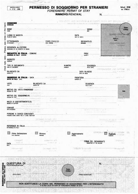 carta di soggiorno documenti da presentare carta di soggiorno requisiti come compilare e presentare