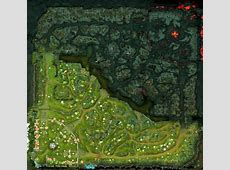 The complete Dota2 map (25 megapixel resolution version in ... Dota 2 Minimap