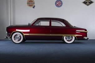 1950 Ford Sedan 1950 Ford Custom 2 Door Sedan 157414