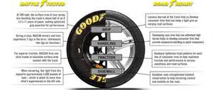 Information On Car Tires Nascar Tire Facts Goodyear Tires