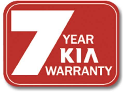 Kia Seven Year Warranty Kia Arnold Clark