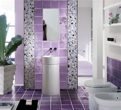 purple bathroom decorating ideas pictures beatiful modern purple toilet design home lilys design ideas
